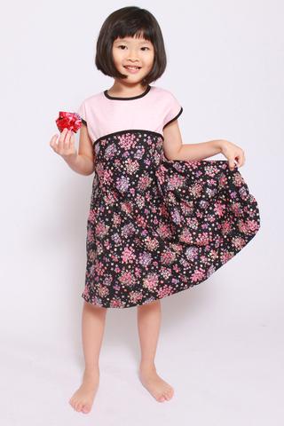 Josie Pink Dress (Little Girl)