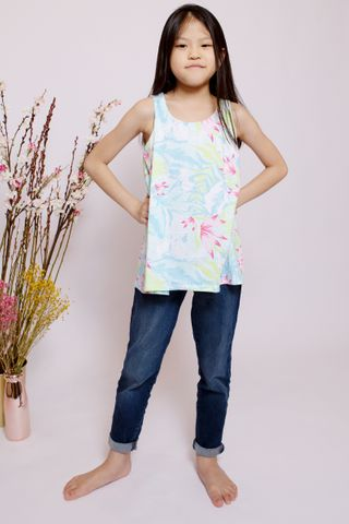 Playdate | Aloha Top (Little Girl)