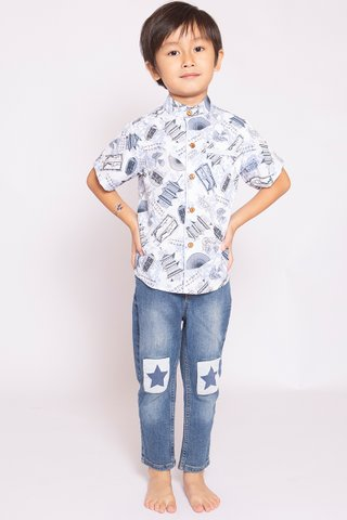 Showstopper Shirt in Nihon (Boys)