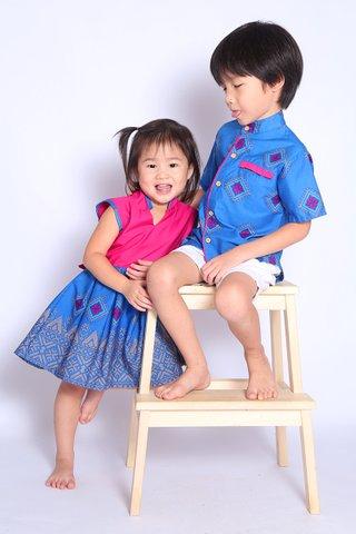 Sherry Batik Shirt (Boys)
