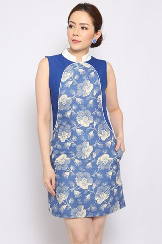 Xing Orient in Vintage Floral - Easycare