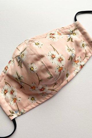 Vintage Cotton Floral in Pink