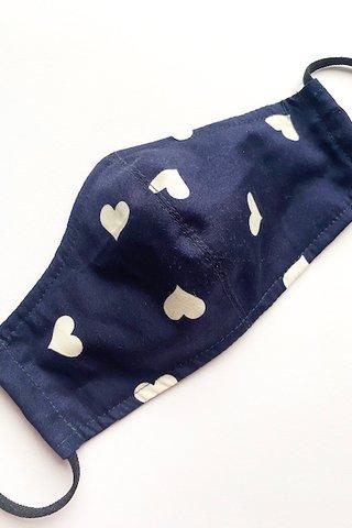 Hearts Full Of Love - Navy