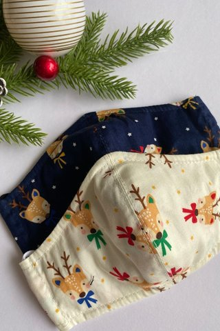 Christmas Reindeers - Bundle of 2 (Kids)