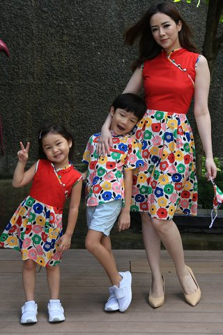 Colours and Flowers (Girls)